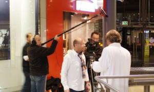 TV Workshop voor een actief bedrijfsuitje
